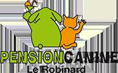Logo PENSION CANINE LE ROBINARD
